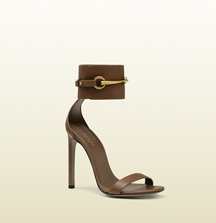 high heel sandal